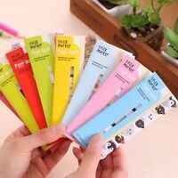 DIY Bookmarks Lovely Cartoon Animal Cat Memo Pad Stickers Sticky Notes Supplies