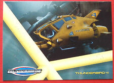 THUNDERBIRDS (The 2004 Movie) - Card#21 - Thunderbird 4 - Cards Inc 2004