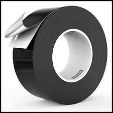 Llpt Aluminum Black Foil Tape 2 X 70 Yards 210 Ft 29 Mil Industrial Grade Heav