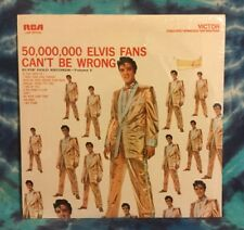 Elvis  LP  50,000,000 Elvis Fans Can't Be Wrong  STILL FACTORY SEALED  Volume 2