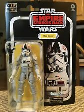 Imperial AT-AT Driver Star Wars Empire Strikes Back 40th Ann Black Series 6 Inch