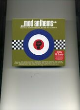 MOD ANTHEMS - KINKS DRIFTERS MARY WELLS PERCY SLEDGE DORIS TROY - 3 CDS - NEW!!