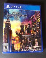 Kingdom Hearts III (PS4) NEW