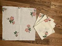Franciscan Desert Rose Cloth Napkins - Set Of 4