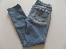 Bhermosa Women's Jeans Size-11 R Super Skiny Blue Zipper Fly
