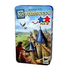 Juegos de mesa Carcassonne con 2 jugadores