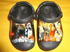 CROCS STAR WARS TODDLER BOY SHOES C 6-7