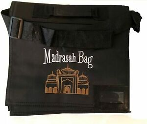 Madrasah Islamic Bags Embroided Bags for Muslim Children Kids Mosque Masjid