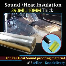 390mil Car Heat Insulation Sound Deadener Noise Insulation Closed Mats 2.5Mx1M
