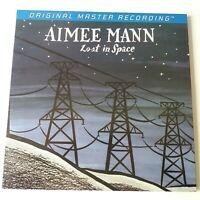 Aimee Mann - Lost in Space - Vinyl LP Rare MFSL Numbered NM/NM