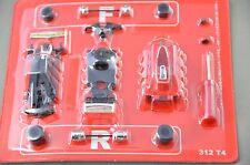 1:64 Kyosho Ferrari 312 T4 No.12 G.Villeneuve 1979 Diecast Model Car