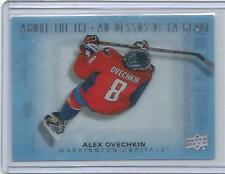 15-16 Alex Ovechkin Tim Hortons Canada Above the Ice Insert Card #AI-AO Mint