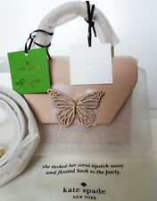 Kate Spade Madison Knollwood Drive Hope Leather Cross Body Bag Purse NWT
