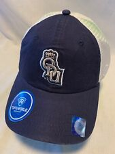 15d81a7eaf157 OLD DOMINION MONARCHS NCAA TOP OF THE WORLD BACKROAD HAT CAP ADJ SNAPBACK  OSFM