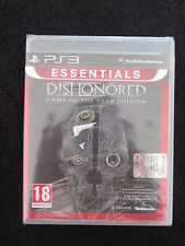 PS3 : DISHONORED : GAME OF THE YEAR EDITION - Nuovo, sigillato, ITA !