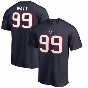*NWT* BIG/TALL MAJESTIC *J.J. WATTS* T-SHIRT 2X