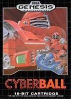 Cyberball - Sega Genesis Game Authentic