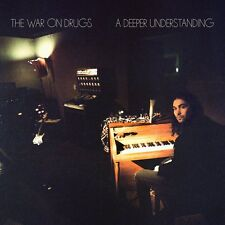 THE WAR ON DRUGS  A  DEEPER UNDERSTANDING CD - NEW RELEASE AUGUST 2017