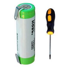 HQRP Batería para Philips Norelco 6617X 6618X 6843XL 6853XL Máquina de afeitar