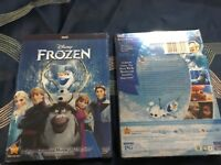 Frozen (DVD, 2014) Brand New FREE SHIPPING