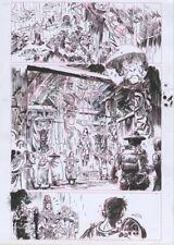 Artyom Trakhanov FIRST KNIFE #1 Page 14 Original Published  Art