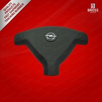 Steering Wheel Horn Cover and Emblem 1242350 For Vauxhall Opel Astra G Zafira A