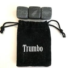 TRUMBO Movie Stone Dice With Engraved Images Mini Prop Promo