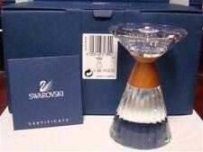 Swarovski Crystal Medium Colonna Candleholder 631355 NEW