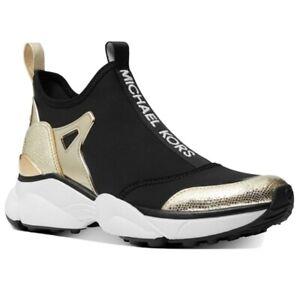 Michael Kors Women Willow Scuba Slip-on Trainer Sneakers
