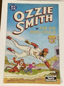Ozzie Smith in The Kid Who Could/1992 DC/Tony the Tiger-Sports Illustrated VF/NM