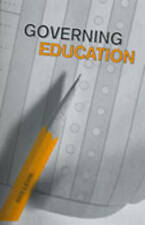 NEW Governing Education (IPAC Series in Public Management and Governance)