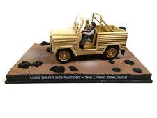Land Rover Lightweight James Bond 007 - 1:43 Voiture Model Car DY067