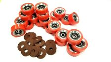 70568201 CLEARANCE Orange Dryer Support Roller Alliance 70298701P - 21pk