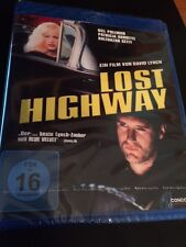 Lost Highway (Blu-Ray) David Lynch Bill Pullman Patricia Arquette CULT CLASSIC