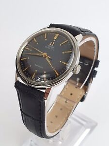 Superb 1964 Vintage Omega Seamaster Automatic 165.002 Cal.552 Gents Watch