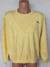 Chemise Lacoste Yellow Long Sleeve Men's Blouse Size:L