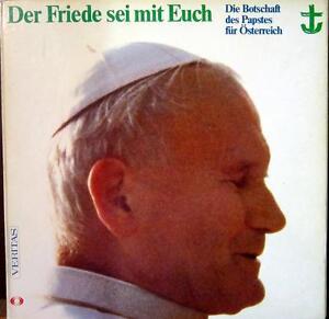 MC BOX / KATHOLIKENTAG 1983 / PAPST JOHANNES PAUL II. IN WIEN UND MARIAZELL ORF