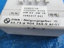 65756904268 ALARM TILT INCLINATION  SENSOR  from BMW 316 Ti SE COMPACT E46 2001