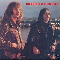 parrish  & gurvitz - same ( USA/UK 1971) CD