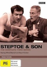 STEPTOE & SON THE COMPLETE THIRD SERIES # ( (AS NEW) AUSSIE SELLER