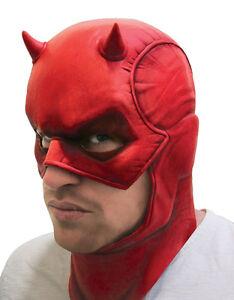 Daredevil Overhead Mens Mask, Marvel Accessory