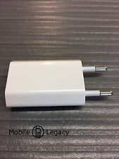 AUTHENTIC OEM ORIGINAL EURO 2 PIN APPLE IPHONE CHARGER PLUG AND LIGHTNING CABLE