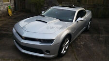 Chevy Camaro Hood Scoop Ram Air Style Bolt / Tape On MrHoodScoop UnPainted HS009