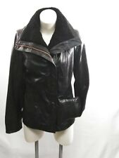Ted Baker London Genuine  Leather Jacket size 8 Ted 3