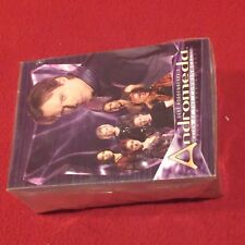 Andromeda Reign of the Commonwealth 2004 Trading Card Set Inkworks