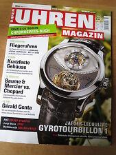 UHREN-MAGAZIN Nr 3 2006 - Uhren Zeitschrift, Uhrenheft, Magazin