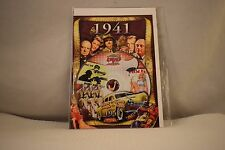 Flickback Greeting or Birthday Card With DVD  For Those Born in 1941    (v417)