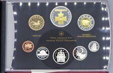 KMS 4,91 Kanada-Dollar 150 J. Victoria Kreuz 2006 (999 Silber + 24 kt Gold) PP