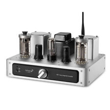 Bluetooth 5.0 FU50 Vacuum Tube Amplifier Class A Stereo Power Amp HiFi Preamp