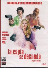 La espia se desnuda (Colpo in canna) (DVD Nuevo)